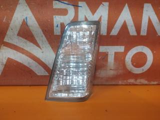 Запчасть подсветка номера правая Lexus LX 2012-нв