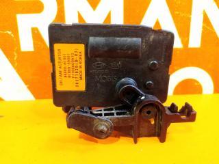 Запчасть мотор заслонки решетки радиатора Genesis G80 2016-нв