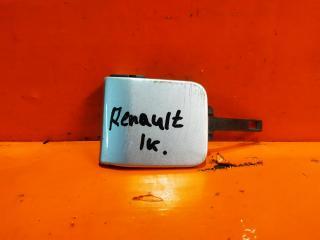 Запчасть заглушка буксировочного крюка передняя Renault Fluence 2009-2013