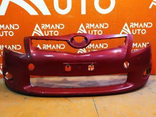 Запчасть бампер передний Toyota Auris 2010-2012