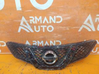 Запчасть решетка радиатора Nissan QASHQAI 2013-нв