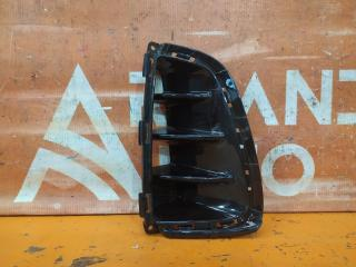 Запчасть решетка бампера передняя левая Kia Picanto 2017-нв