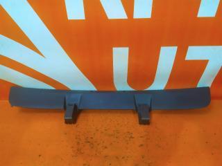 Запчасть кожух замка багажника Skoda Rapid 2014-2020