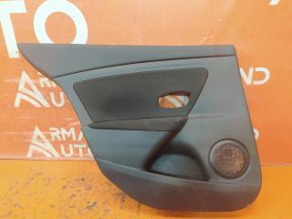 Запчасть обшивка двери задняя левая Renault Fluence 2009-2017
