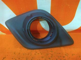 Запчасть окантовка птф передняя правая Toyota Hilux 2015-нв