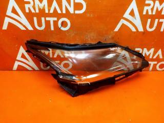 Запчасть стекло фары правое Lexus LX 2015-нв