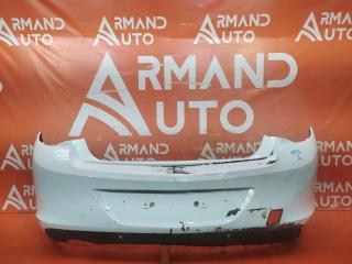 Запчасть бампер задний Opel Astra 2012-2017