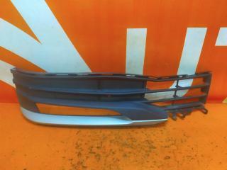 Запчасть решетка бампера передняя левая BMW 5 series 2016-нв
