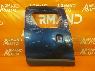 Запчасть дверь сдвижная правая Renault Dokker 2012-нв