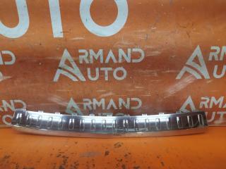 Запчасть накладка бампера задняя Mercedes GL GLS-Class 2012-нв