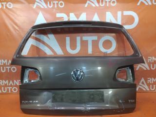 Запчасть дверь багажника Volkswagen Touran 2010-2015