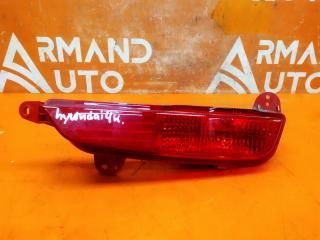 Запчасть фонарь противотуманный левый Hyundai Creta 2016-нв