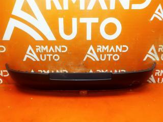 Запчасть юбка бампера задняя Volkswagen Golf 2003-2009
