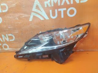 Запчасть стекло фары левое Lexus ES 2015-2018