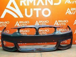 Запчасть бампер передний BMW 4 series 2013-нв