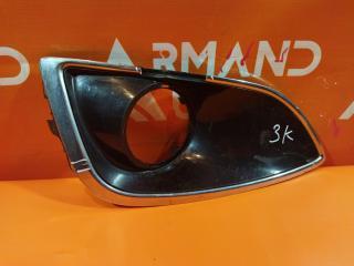 Запчасть окантовка птф левая Hyundai IX35 2010-2015