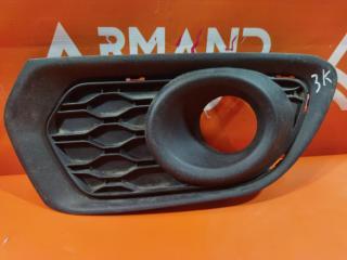 Запчасть окантовка птф передняя правая Renault Sandero 2013-2019