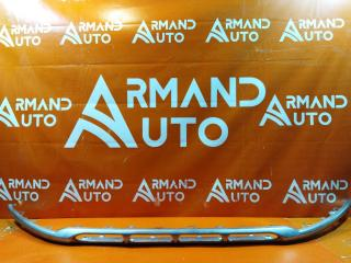 Запчасть накладка бампера передняя Audi A6 Allroad 2012-нв