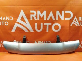 Запчасть накладка бампера задняя Toyota RAV4 2015-2019