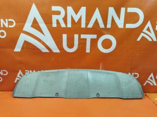 Запчасть накладка бампера задняя BMW X6 2007-2014