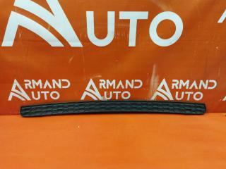 Запчасть накладка бампера задняя BMW X5 2010-2013