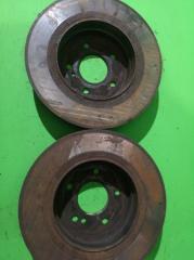 Тормозные диски заднее MERCEDES C-CLASS 2001