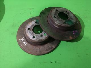 Тормозные диски заднее MERCEDES E-CLASS