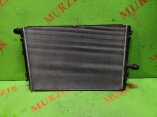 Радиатор ДВС VOLKSWAGEN PASSAT B6 2007