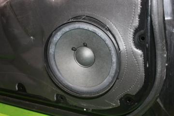 Динамик передний левый MERCEDES E-CLASS 2005