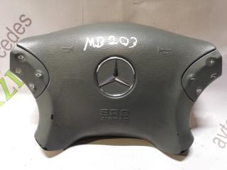 Подушка безопасности в руль MERCEDES C-CLASS 2001