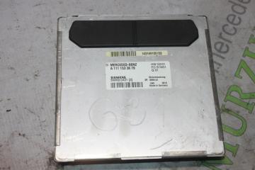 Блок управления двигателем MERCEDES CLK-CLASS 2002