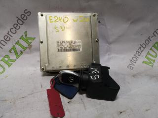 Блок управления двигателем MERCEDES E-CLASS 2000