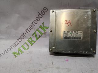 Блок управления двигателем MERCEDES E-CLASS 2002