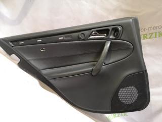 Обшивка двери задняя левая MERCEDES C-CLASS 2006