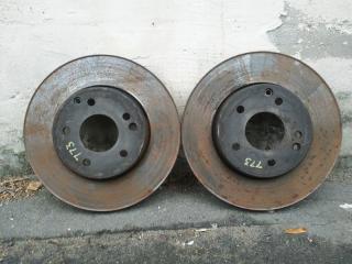 Тормозные диски переднее MERCEDES C-CLASS 2000