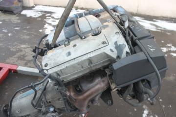 Двигатель задний MERCEDES C-CLASS 2001