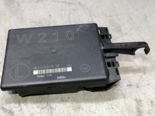 Блок управления сиденьем левый MERCEDES E-CLASS 1999