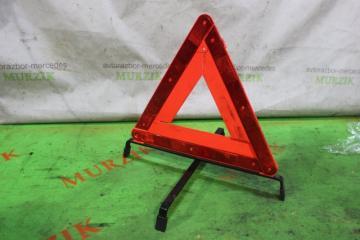 Знак аварийной остановки MERCEDES E-CLASS 2000
