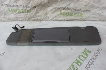 Козырек солнцезащитный левый MERCEDES V-CLASS 2003