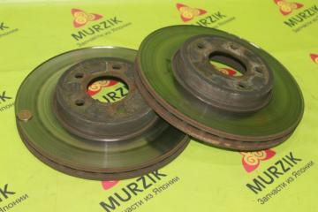 Тормозные диски переднее MERCEDES E-CLASS 2006