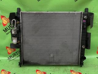Радиатор ДВС MERCEDES M-CLASS 2003