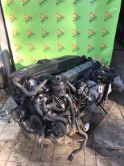 Двигатель BMW X3 2008