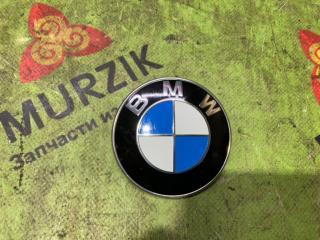 Запчасть эмблема капота BMW X1 2012