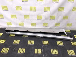 Запчасть накладка на порог HONDA HR-V