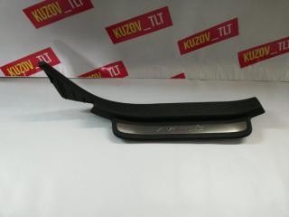 Запчасть накладка на порог внутренняя задняя правая TOYOTA AVENSIS 2003