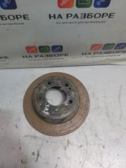 Запчасть тормозной диск задний KIA CEED