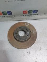 Запчасть тормозной диск передний KIA CEED