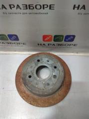 Запчасть тормозной диск задний левый TOYOTA COROLLA
