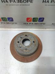 Запчасть тормозной диск задний правый TOYOTA COROLLA