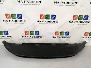 Накладка на бампер передняя Skoda FABIA  2